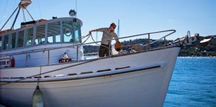Get your commercial boat licence