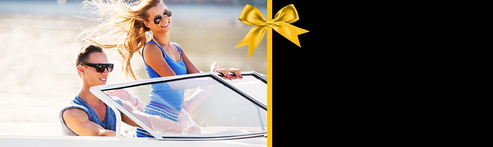 Gift vouchers available for boat and jet ski licences