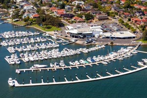 Boat licence training in Sydney southern suburbs